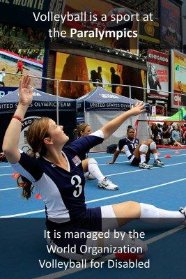 Paralympics - front