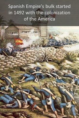 Spanish Empire 2/2 - back