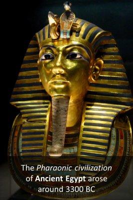 Pharaonic civilization - back