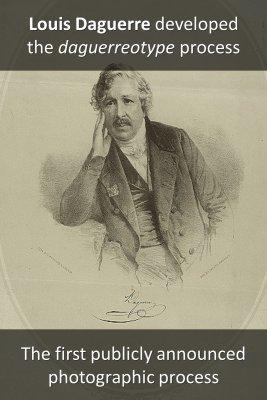 Louis Daguerre - front