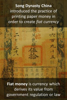 Song Dynasty inflation knowledge cards
