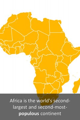 Africa micro-learning cards