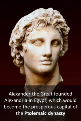 Alexander the Great - back