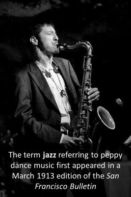 Term of Jazz - back