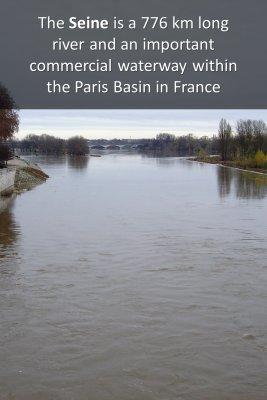 Seine river micro courses