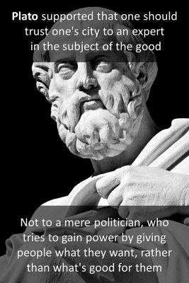 Plato - back