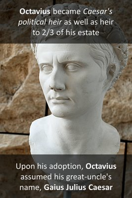 Caesar - back