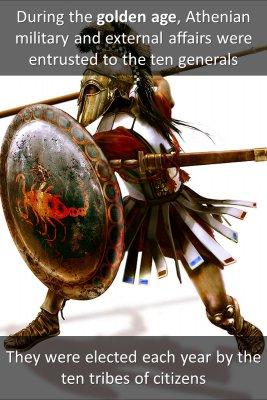 Athenian Generals micro courses