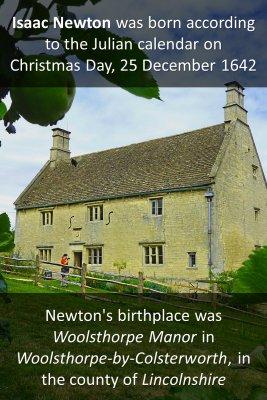 Newton - back