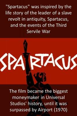 Spartacus - back