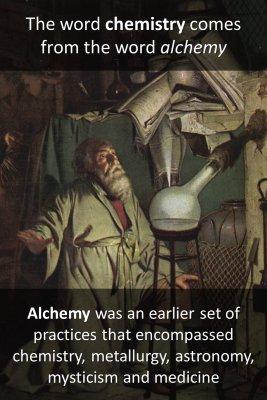 Alchemy knowledge cards