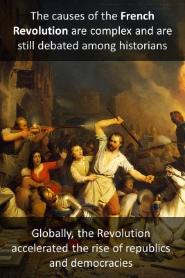 French Revolution - back