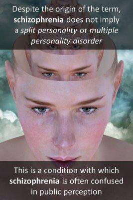 Schizophrenia in public perception - back
