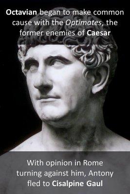 Mark Antony - back