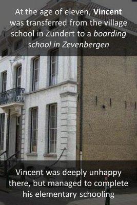 Schoolboy 1/2 - front