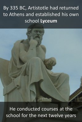 Lyceum - front