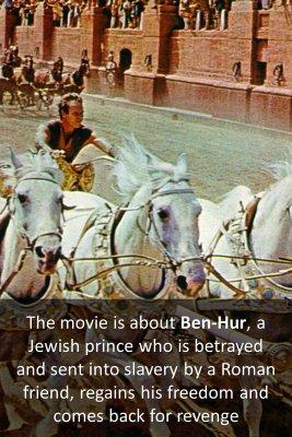 Ben-Hur - back