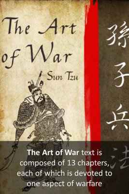 The Art of War - back