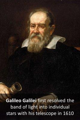 Galileo Galilei - back