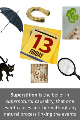What is superstition micro-learning cards