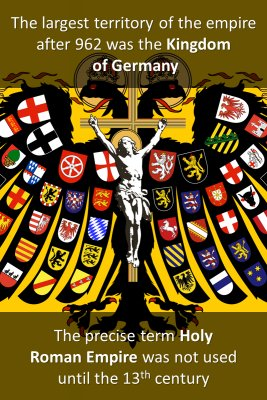 What is the Holy Roman Empire - back