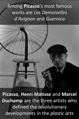 About Picasso 2/2 bite sized information