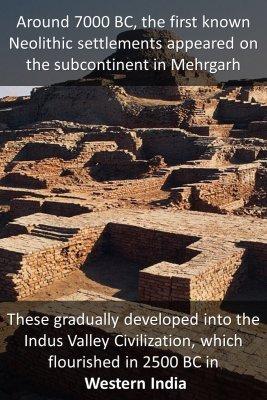 Ancient India 1/3 - back