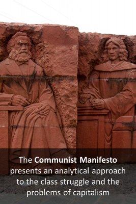 The Communist Manifesto - back