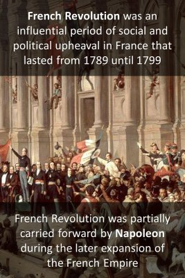French Revolution - front