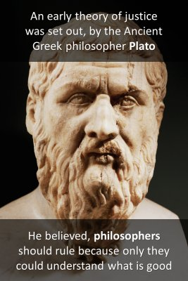 Plato bite sized information