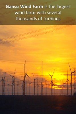 Wind farms - back