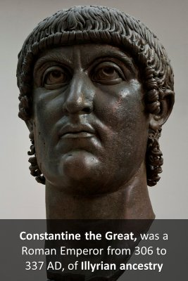 Constantine the Great micro-learning cards