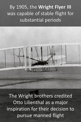 The Wright brothers - back