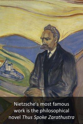 Friedrich Nietzsche - back