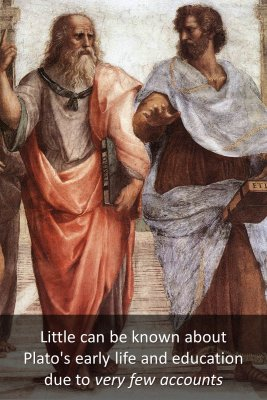 Plato's Early Life 1/3 micro courses