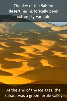 History of Sahara micro courses