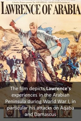 Lawrence of Arabia - back