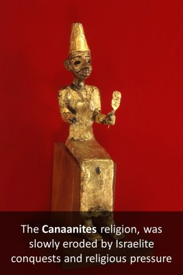 The Canaanites religion - back