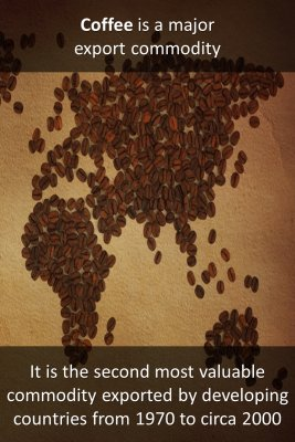 Coffee exports - front
