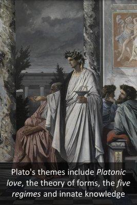 About Plato 2/2 bite sized information