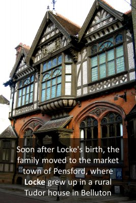 Locke's Birth - back