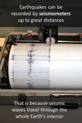 Earthquake terms - back
