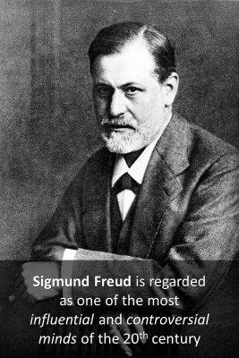 Sigmund Freud 1/2 - back