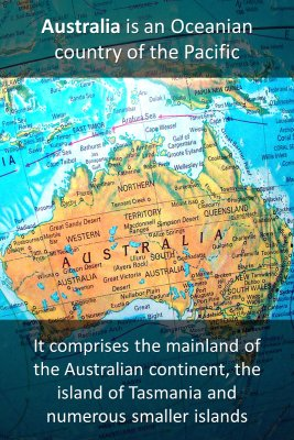 Australia micro-learning cards