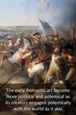 Early Romantic art - back