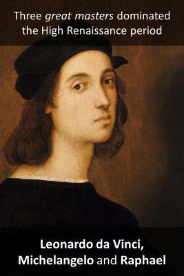 High Renaissance artists - front
