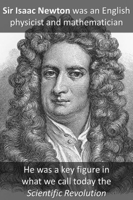 Isaac Newton micro-learning cards