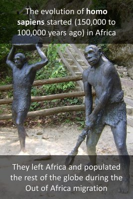 Prehistory - back