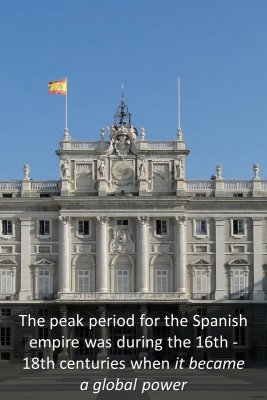 Spanish Empire 1/2 - back