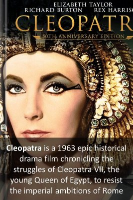 Cleopatra knowledge cards